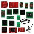 Full Set 21pcs Socket Adapters for Super Mini Pro TL866A TL866CS EEPROM Programmer